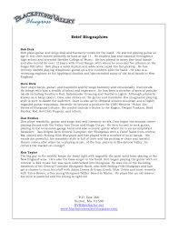 29 images of quick bio template infovia net
