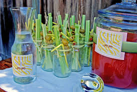 Mason Jar Baby Shower Ideas Jungle Themed Baby Shower The Sweetest Occasion