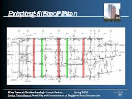 Odyssey Arena Floor Plan Feasibility And Consequences In Staggered Truss Construction Ppt