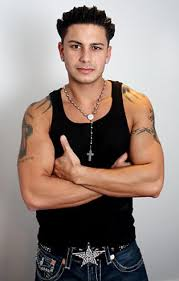 jersey shore u0027 star shows how he takes hair to new heights ny