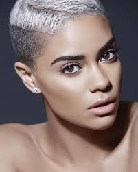 bald hairstyles for black women livesstar com 80 upscale short haircuts for black women be cute natural in