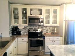 White Kitchen Cabinets With Glass Doors Kitchen Wall Cabinets With Glass Doors White Kitchen Wall Cabinets