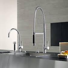 robinet cuisine moderne mitigeur cuisine design robinet mitigeur de cuisine avec bec haut