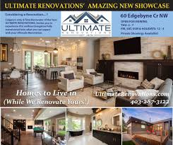 ultimate renovations calgary