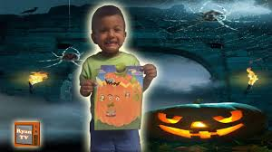 ryantv decorating halloween pages with stickers halloween arts