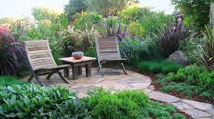 How To Make A Rock Patio by Patio Ideas And Designs Sunset