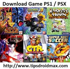 kumpulan game format iso ps2 download kumpulan game ps1 psx high compressed tipsdroidmax