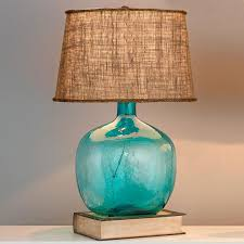 Glass Table Lamp Shades The Artistic Style Of The Lamp Shades For Table Lamps Home Decor