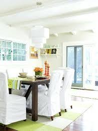 dining chair slipcovers white slipcover room for ideas 3