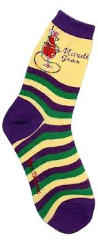 mardi gras socks mardi gras womens socks foot traffic