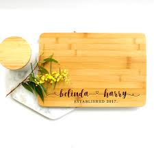 personalized cutting board personalized cutting board lettered heart