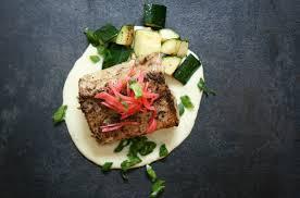 plancha cuisine halibut en la plancha trip kitchen