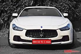 maserati india new maserati ghibli review graceful grandiose