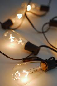 Edison Bulb Patio String Lights by Edison St40 Bulb String Lights 2201330