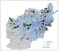asset mapping afghanistan health asset mapping center for geographic analysis