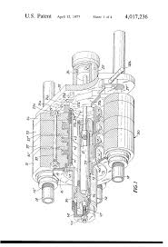 patent us4017236 mold clamping mechanism for injection molding