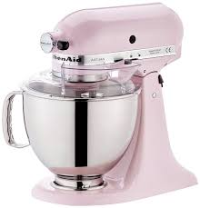 kitchenaid ksm150bpk artisan mixer pink amazon co uk kitchen u0026 home