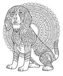 wildlife coloring book dog coloring book for adults by colorit colorit hasby mubarok