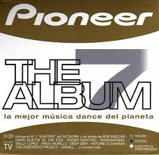 pioneer photo album various pioneer the album vol 7 cd at discogs