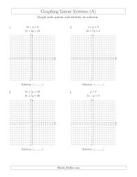 systems of equations worksheet polskidzien