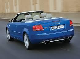 audi s4 cabriolet specs 2006 2007 2008 autoevolution