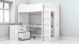 lit mezzanine avec bureau ikea ikea stuva combinaison lit mezzanine