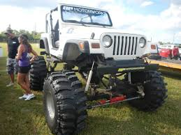 monster jeep monster off road jeep for trade