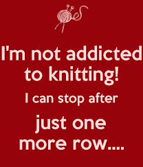 Knitting Meme - you know you re a yarn addict when the yarn loop