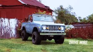 would you buy a 200 000 1971 bronco from classic ford broncos