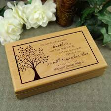 customized keepsake box sympathy gifts personalized memorial gifts