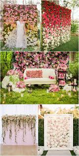 backdrop ideas heart melting wedding backdrop ideas to