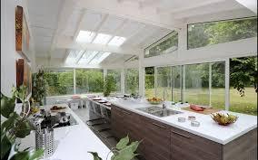 d aménagement d une cuisine dans votre véranda ambiances
