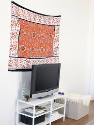Wall Tapestry Ikea by African Inspired Living Room Gallery Wall Klassy Kinks