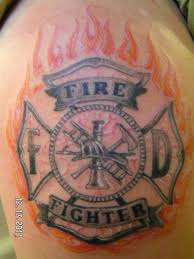 unique tribal tattoos tattoos dragons firefighter