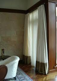 Cream Silk Drapes Portfolio Of Fine Curtains And Shades Handmade By Tim Lester