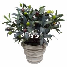 Artificial Boxwood Topiary Trees 70cm Height Artificial Boxwood Topiary Tree With Plastic Pot Dongyi