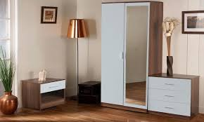 walnut and white bedroom furniture white and walnut bedroom furniture album iagitos com