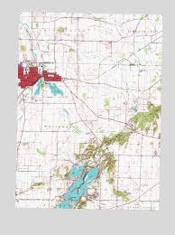topo maps wisconsin whitewater wi topographic map topoquest
