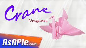 easy origami instructions origami crane instructions step by step