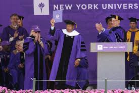 New York University Abu Dhabi Location Map by Commencement Gallery 2016