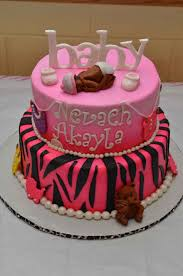 black shower sheet pink baby shower cakes for girls cheetah print