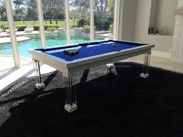 Convertible Dining Pool Tables Dining Room Pool Tables By - Pool dining room table