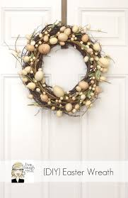 how to make easter wreaths 40 diy easter wreaths easter wreaths and easy
