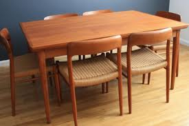 Teak Dining Room Tables 15 Mid Century Teak Dining Table And Chairs Mid Century G Plan