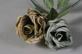 money flowers how to make money origami image collections craft