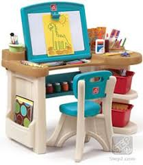 flip and doodle desk step2 flip and doodle desk easel with stool babies