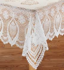 kimball vinyl lace tablecloth home kitchen