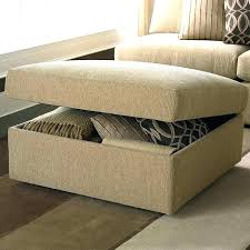 Ottoman S Upholstered Storage Bench Ottoman S Chenille And