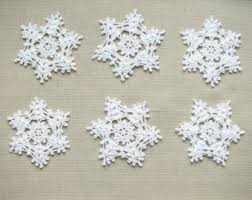all you need to about crochet snowflakes fashionarrow