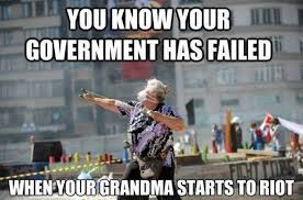Funny Government Memes - you know your government meme